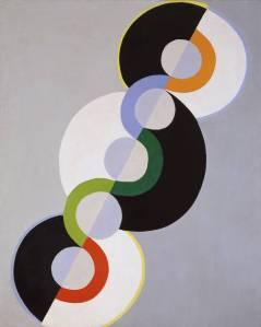 Endless Rhythm 1934 Robert Delaunay 1885-1941 Purchased 1970 http://www.tate.org.uk/art/work/T01233